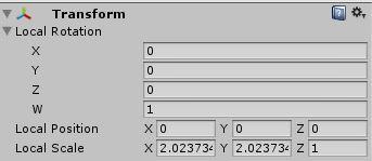 Unity Editor Scripting- Custom Transfom Editor – nevzatarman